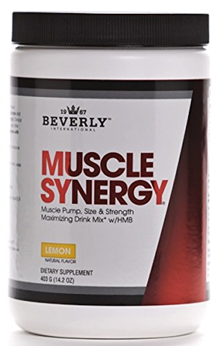 Beverly International Muscle Synergy Lemon