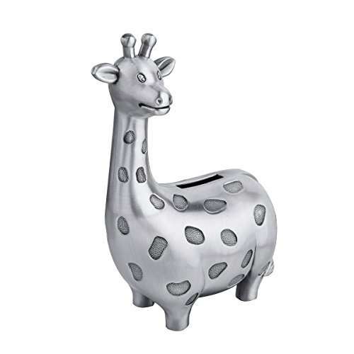 Giraffe Bank - Feyarl Piggy Bank Savings Money Giraffe Coin Bank for Christmas Gift Kids ( 4.72 x 2.75 x 7inches)