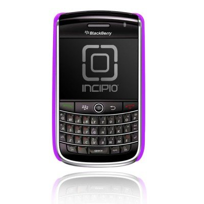 Incipio FEATHER Back Cover for BlackBerry Tour 9630, Purple BB-748