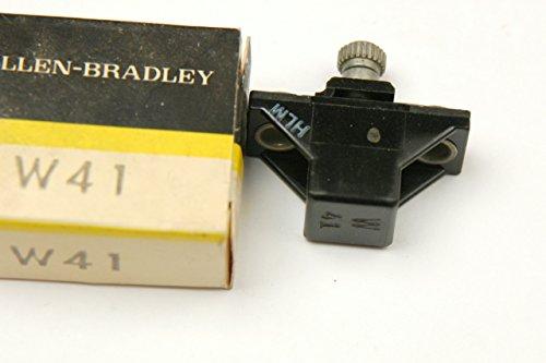 Allen-Bradley W41 Overload Thermal Unit (Allen Bradley Thermal Overload Relay)