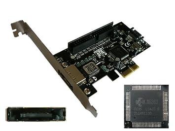 jmicron jmb36x controller drivers download