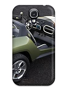 New Fashion Premium Tpu Case Cover For Galaxy S4 - Vehicles Car