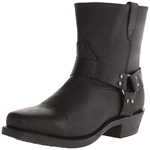 Dingo Men's Rev Up Western Shoe,Black,11 D US Dingo Harness Mens Boots