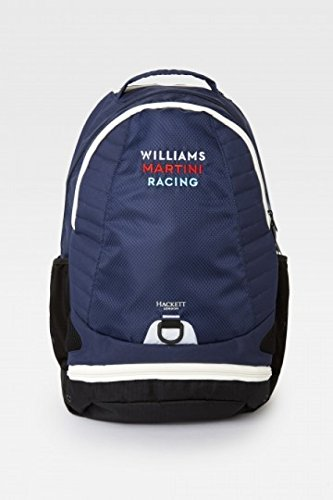 Williams Martini Racing Team Backpack by Williams Martini Racing