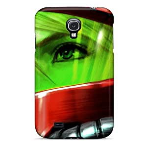 Galaxy Case New Arrival For Galaxy S4 Case Cover - Eco-friendly Packaging(HkL1875pBDR)