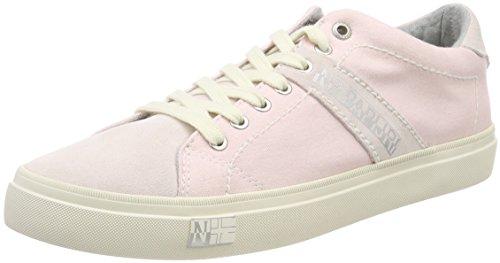 Naomi Napapijri Pink pale Sneaker Pink Donna dHHORwq