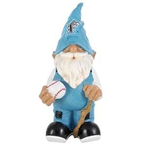 Forever Collectibles MLB Florida Marlins Garden Gnome