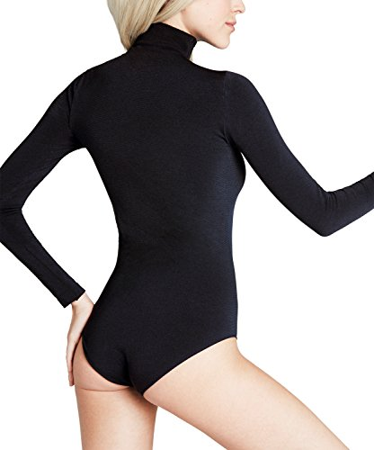 Cotton 3009 Falke Body Noir black Rich Femme 5fZfSRq