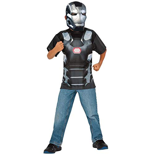 Rubie's Costume Captain America: Civil War - War Machine Child Top and Mask