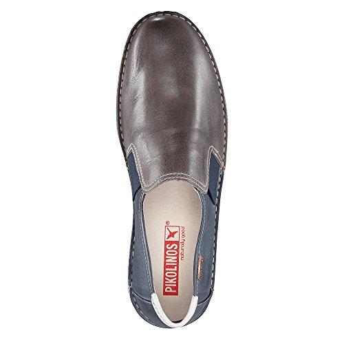 homme 3079C1 Chaussures M7B Mocassins nautic dk Santiago Pikolinos grey qpvPwSw