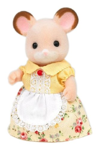 실바니안 패밀리 인형 도토리 쥐의 엄마 네32