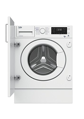 Beko WDIR7543101 Integrated 7Kg / 5Kg Washer Dryer with 1400 rpm. Ideal For Medium Sized Households