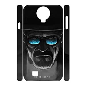 C-EUR Cell phone case Breaking bad Hard 3D Case For Samsung Galaxy S4 i9500