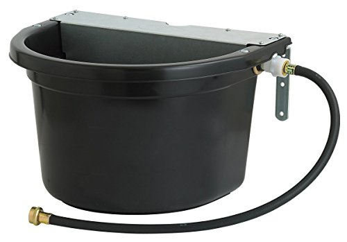 Little Giant Duramate Automatic Waterer with Metal Cover, (Duramate Automatic Waterer)