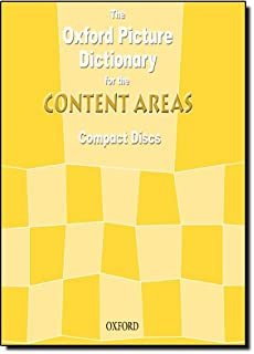 Oxford Picture Dictionary for the Content Areas: Audio CDs (5)