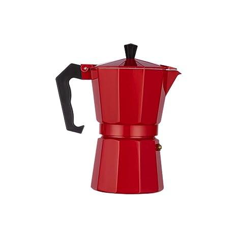 Máquina De Café Espresso Moka Cafetera Para Hornear Cafetera ...