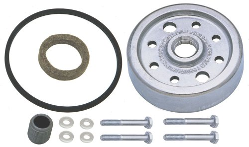 Derale 15761 Canister to Spin-On Oil Filter Adapter (Bbc Oil Filter Adapter)