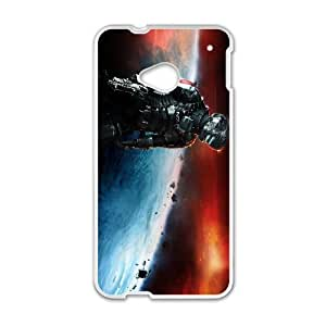 HTC One M7 Csaes phone Case Mass Effect ZLXY93630