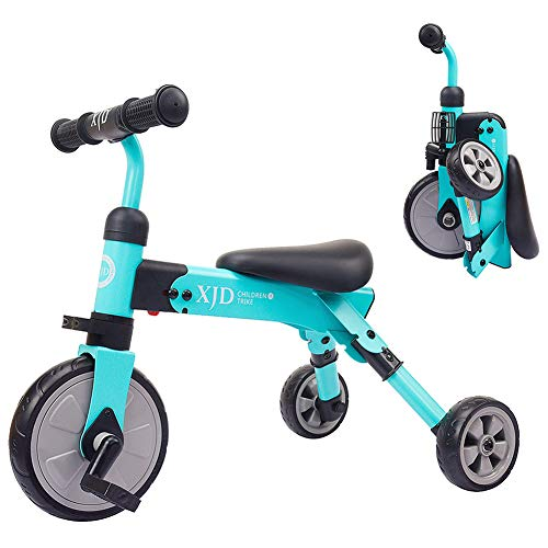 676bf276a18 XJD 2 in 1 Kids Tricycles for 2 Years Old and Up Boys Girls Tricycle Kids  ...