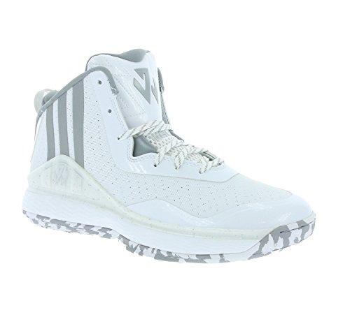 99Z1 adidas J Wall 1 Basketball Schuhe John Weiß D68975 48