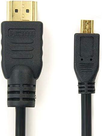 subtel Cable HDMI (1.5m, Micro HDMI) para Reproductor de DVD/BLU ...