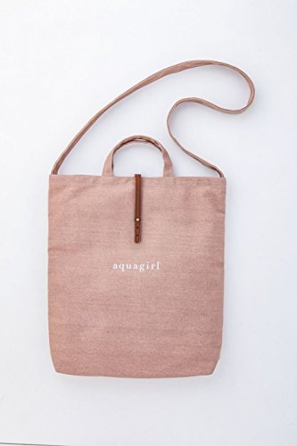 aquagirl tote bag book 画像 B