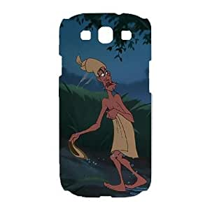 Samsung Galaxy S3 I9300 Phone Case White Mulan Chi Fu KLI5084307
