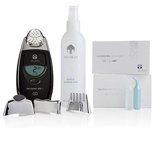 Nu Skin ageLOC Galvanic Spa II Package Black by NuSkin/ Pharmanex