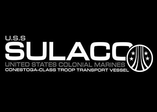 Aliens Black edging USS Sandwich with grey Gorra pico alas Sulaco peak YwfarqxYT