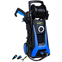 Quip-All 2000 PSI 1.5 GPM Electric Pressure Washer (Blue)