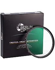 Berlin Optix Premium Filter UV Filter von 37-82mm Skylight Schott-Glas