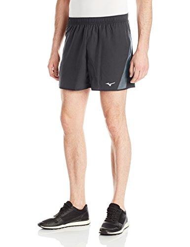 """Mizuno Running Men's Rider 5.5"""" Printed Shorts"""