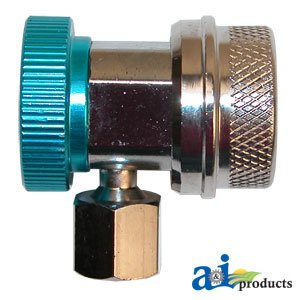 (A&I - R-134a Low Side Coupler w/ Manual Shut-Off. PART NO: A-CP6073)
