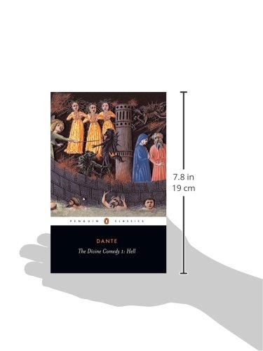 The Divine Comedy Part 1 Hell Penguin Classics Dante Alighieri