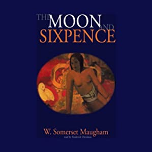 The Moon and Sixpence Hörbuch