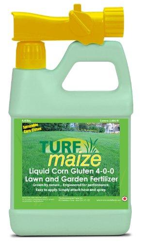EFI Green it Turf Maize Corn Gluten Fertilizer, 64-Ounce
