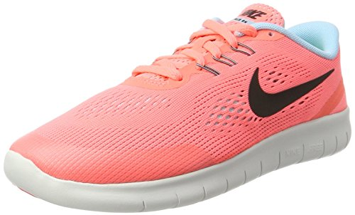 dfd3614a26a Galleon - Nike Kids  Free RN Big Kids Running Shoes (5.5)