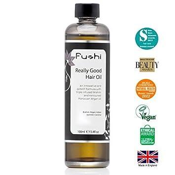 Amazon com: Fushi Really Good Hair Oil 100ml For boosting