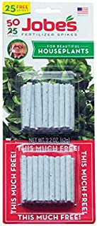 product image for Jobes 5001T Houseplant Plant Food Spikes 13-4-5 50 Pack