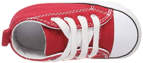 Sneaker Unisex Rosso First Bambino 88875 Converse Star FxtqxZ