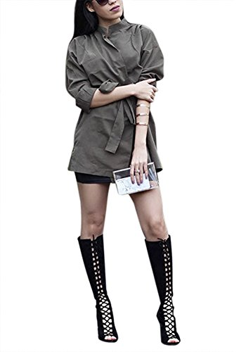 Walant Casual Sleeve Trench Jacket product image
