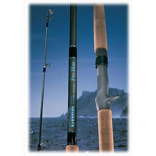 G. Loomis Pro Blue PBR843C & Shimano Calcutta 400B Rod & Reel -