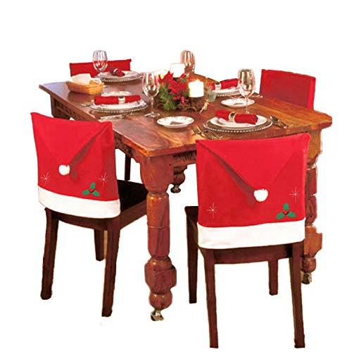 This are the easiest way to bring the Christmas ambiance to you dining area