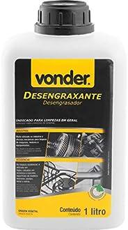 Desengraxante 1 litro Vonder