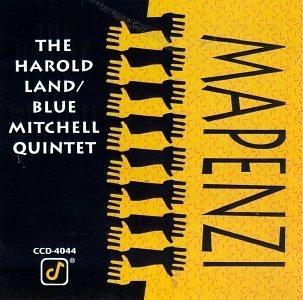 Mapenzi by Land, Harold, Mitchell, Blue (1993-10-19)