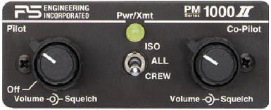 PS Engineering PM1000II 4-Place Intercom