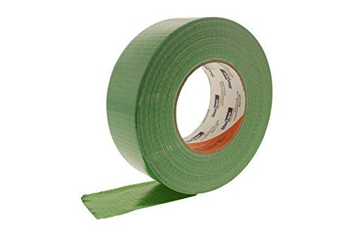 "PC-600 Shurtape 2"" Medium Grass Green 9 Mil Cloth Duct Tape"