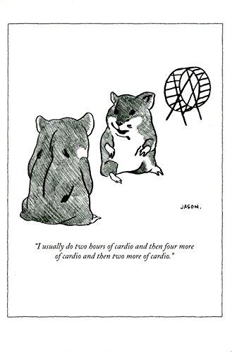 Amazon Hamster Cardio