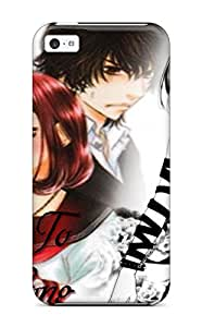 YIOGctR3556XNVfk Devil And Her Love Song Awesome High Quality Iphone 5c Case Skin by icecream design