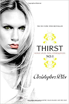 Image result for Thirst No. 1: The Last Vampire, Black Blood, and Red Dice